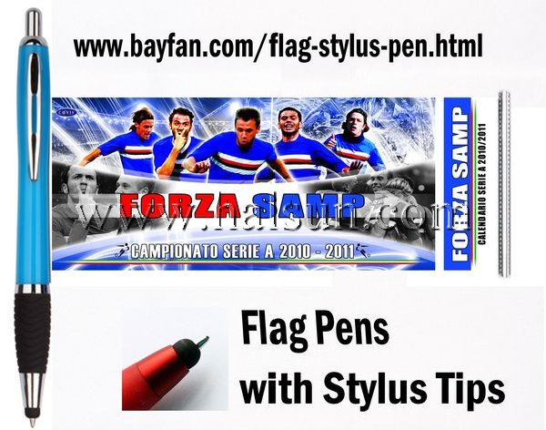 mobile apps offline marketing flag stylus pen