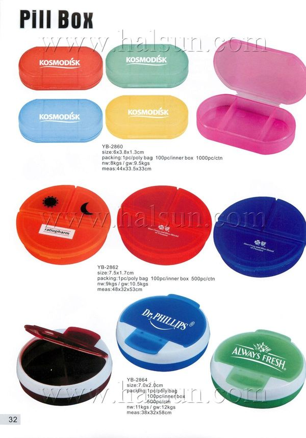 promotional pill boxes,rotating pill boxes