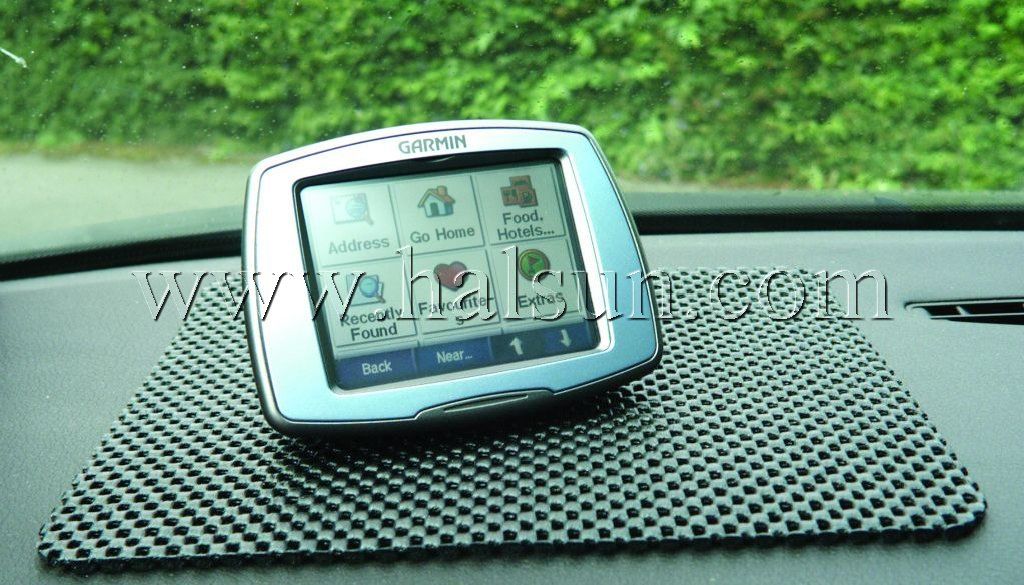 Car Non Slip Anti-Slip Dash Mat Dashboard Keys Phone Pad Holder Dash Mat