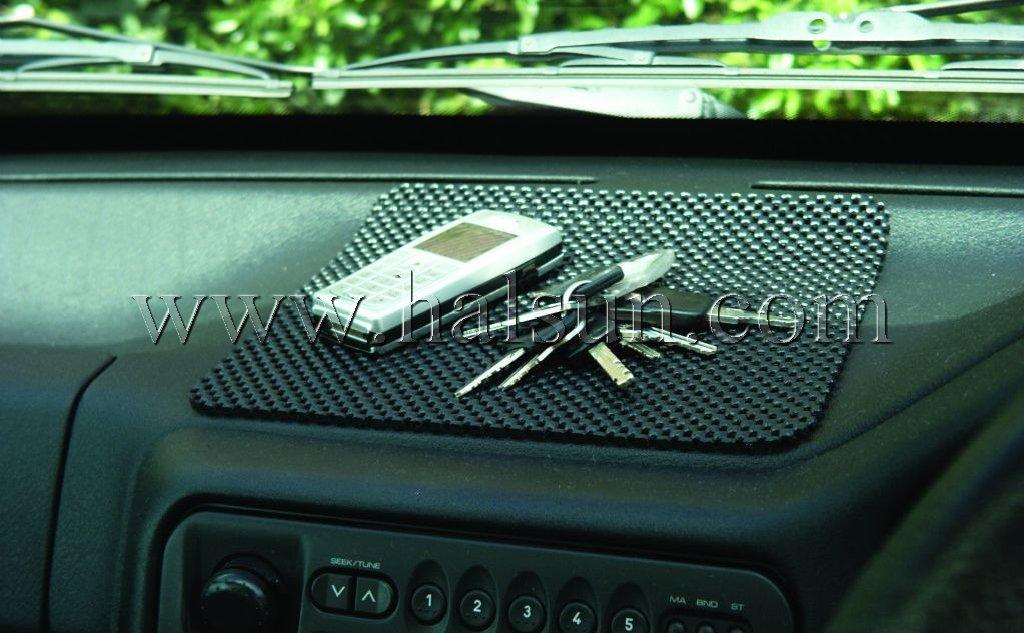 Car auto Van Dashboard Non Slip Grip Dash Mat Anti Slide Keys Coins Mobile Phone