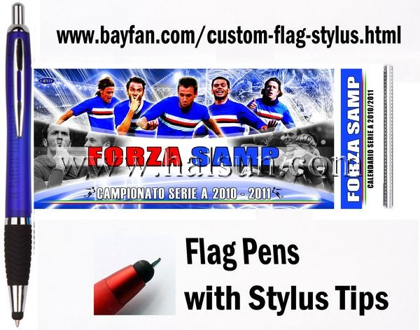 custom flag stylus for mobile Apps offline marketing