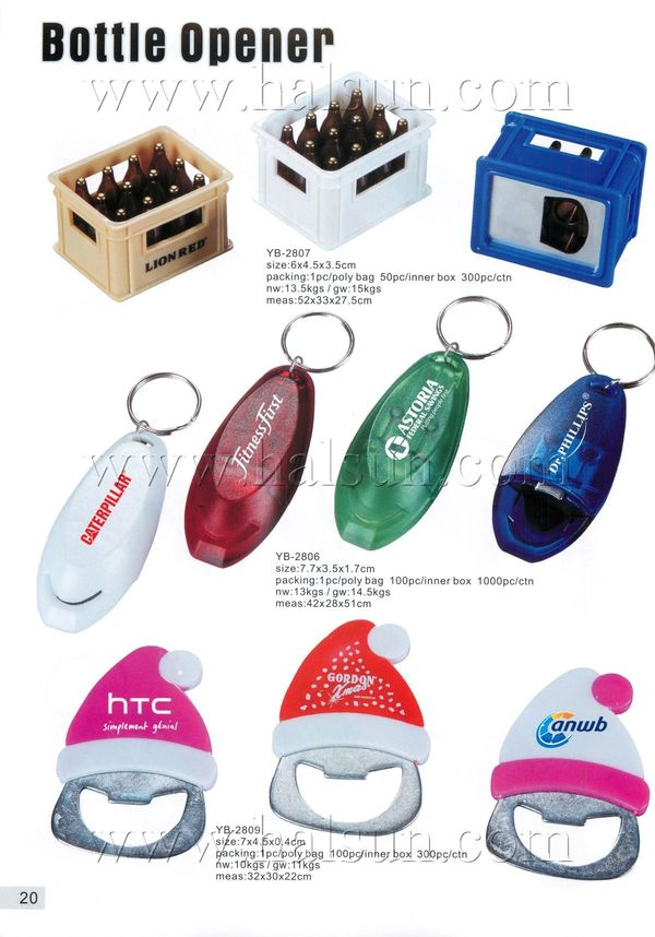promotional beer box beer opener, chrismas hat bottle opener,portable bottle opener key chain